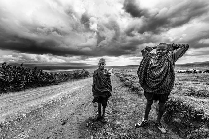 Serengeti way by giovannivolpe - Cultures of the World Photo Contest