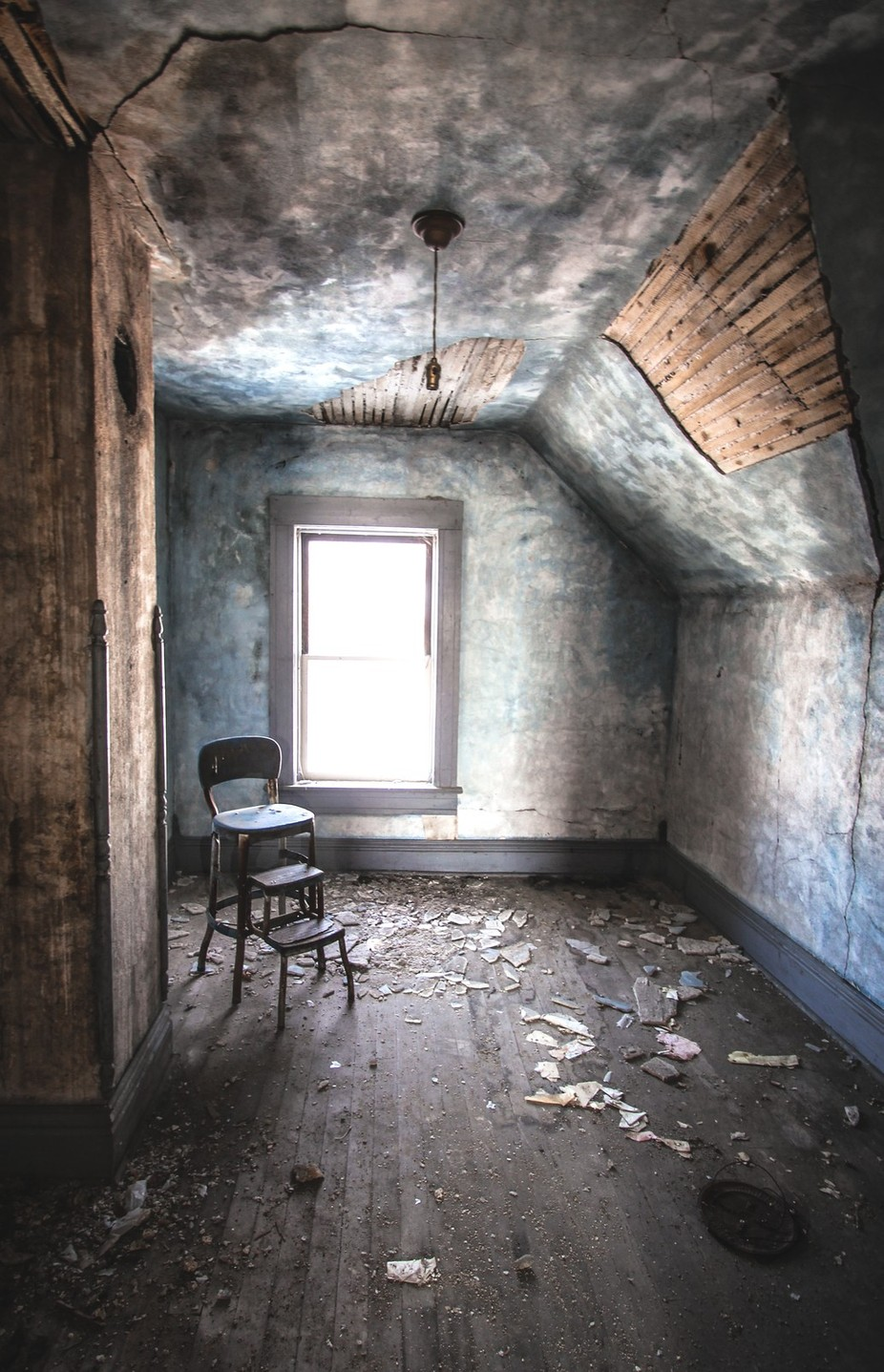 Empty  by Amanda_Wakefield - My Favorite Chair Photo Contest
