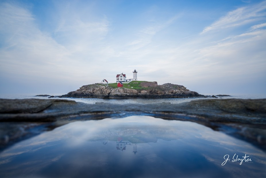 Shot at York, Maine this was an image that I've been hunting to get for the past few yea...