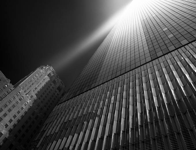 Freedom by Ricky303 - Black And White Architecture Photo Contest