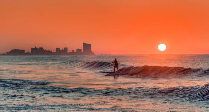 Orange Sunrise by SLSPhotography - Monthly Pro Vol 24 Photo Contest