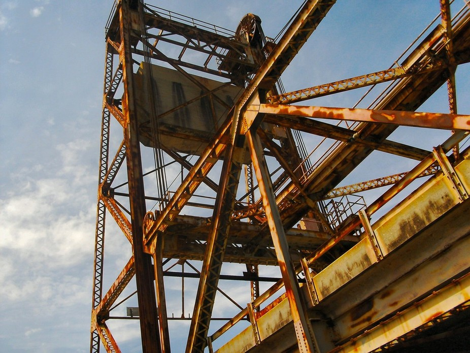 #230 Rusted Bridge