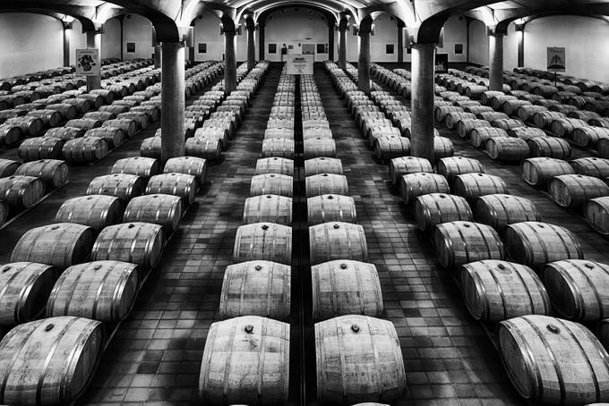 Donna Fugata by giovannivolpe - Patterns In Black And White Photo Contest