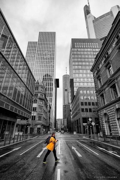 Crossing the Lane