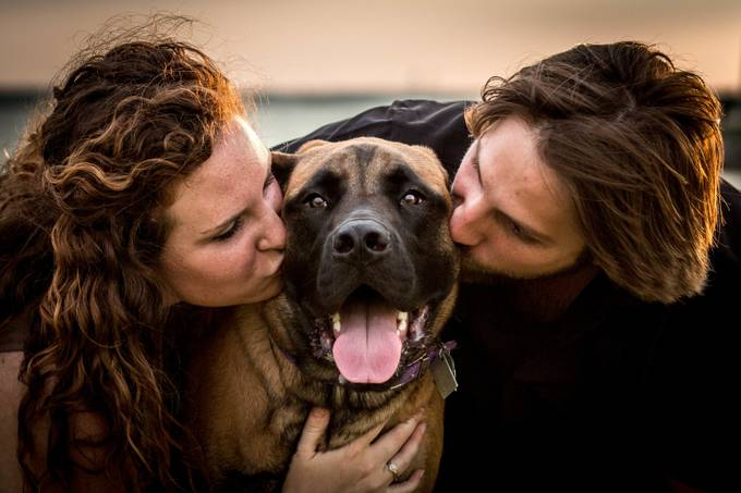 Love and Happiness by JSJPhotography - People And Animals Photo Contest