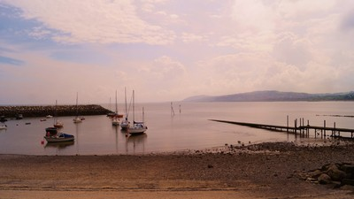 Rhos on Sea Harbour