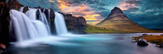 The Call Of The Dancing Waters by vershinin - Creative Travels Photo Contest