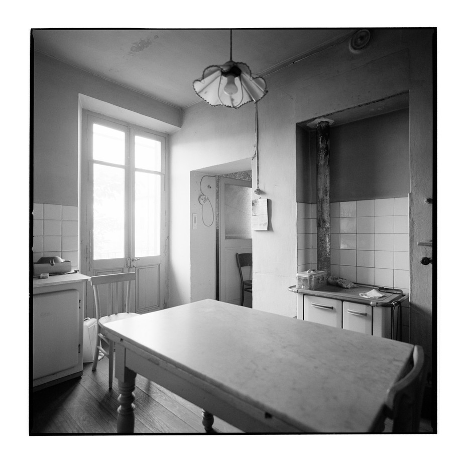 Photographed in film with Ilford HP5 on an Hasselblas SWC.   Feeling all the emptiness before sel...