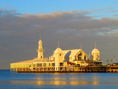 Cunningham Pier 3