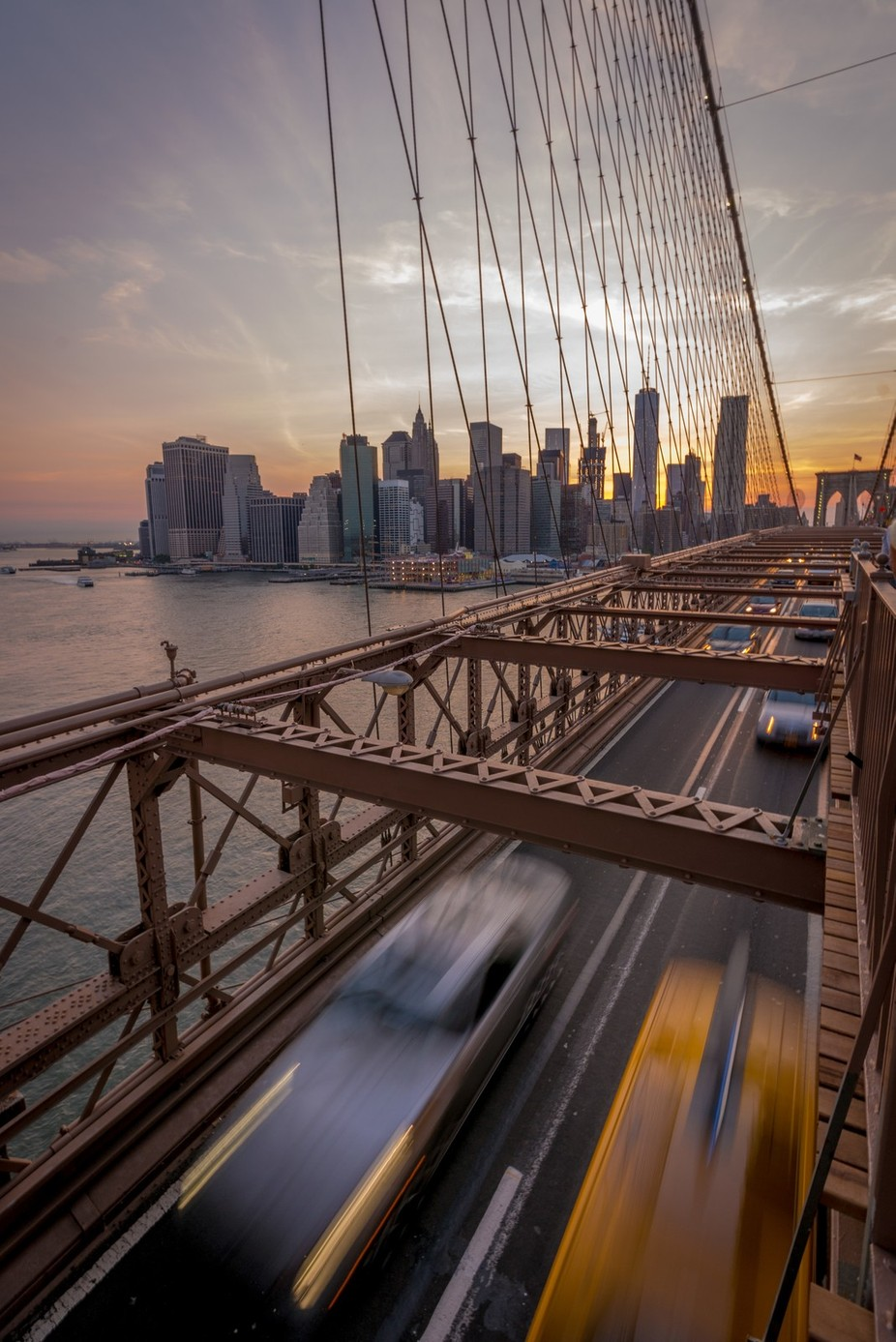 Brooklyn bridge by AnthonyAlpha - New York Photo Contest