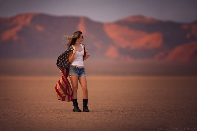 Happy 4th of July! by lisaholloway - Flags and Banners Photo Contest