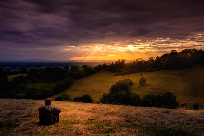 Me and Sun by HatcatPhotography - Life And Freedom Photo Contest