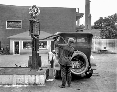 Good To The Last Drop, 1920.