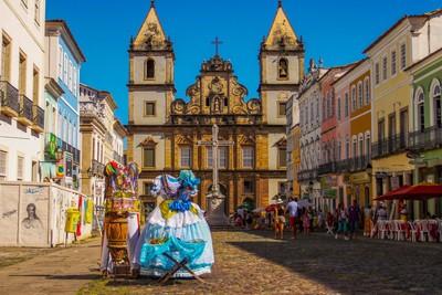 Colorful Salvador