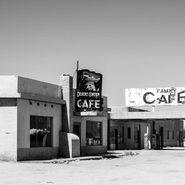 Desert Center Cafe - Desert Center, CA
