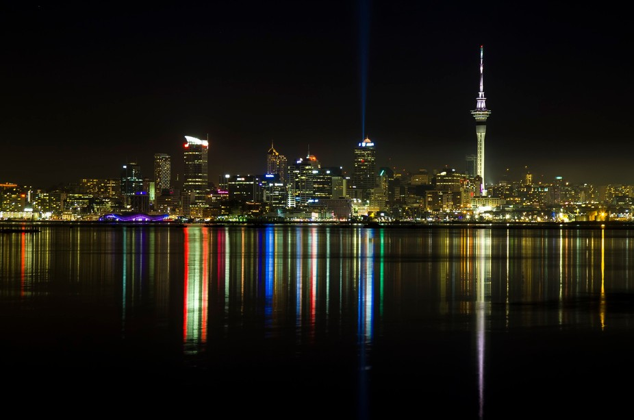 Auckland @ Night
