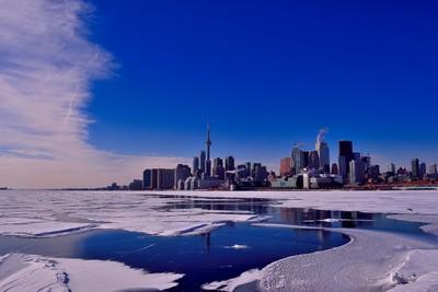 Toronto through the Ice