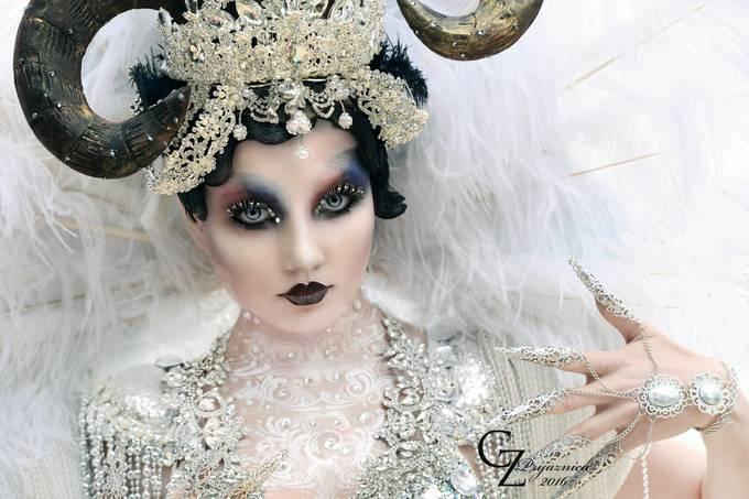 Ice lady by Prijaznica - A Fantasy World Photo Contest