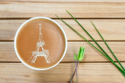 coffee latte paris
