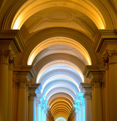 The Hermitage - St. Petersburg, Russia