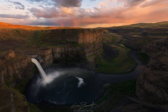 """Everlasting Light"" by ericbennett - Spectacular Cliffs Photo Contest"