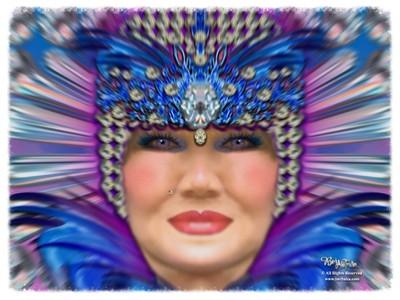 The Empress Barbaka