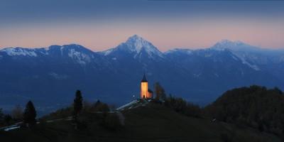 Iconic location in Slovenia, Jamnik