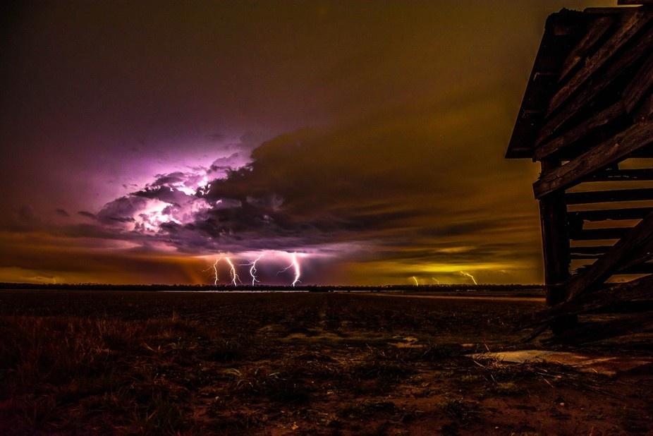 Pump house storm