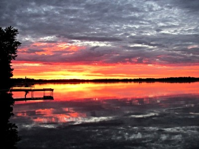 Sunrise at Simcoe lake (2016-06-16 04.25.02 copy copy)
