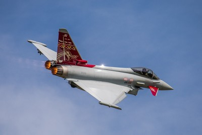 29 Squadron Typhoon