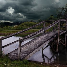 Stormy Bridge