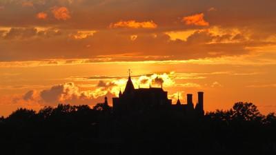 Boldt Castle Sunset
