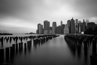 Gray Manhattan