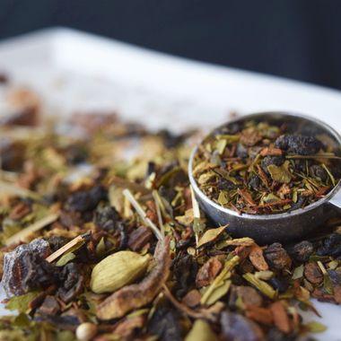 Maraha Mixed Oolong Chai Tea Leaves