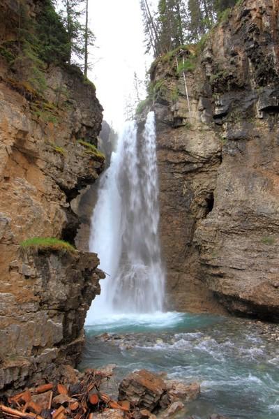 Johnson Falls (upper falls)