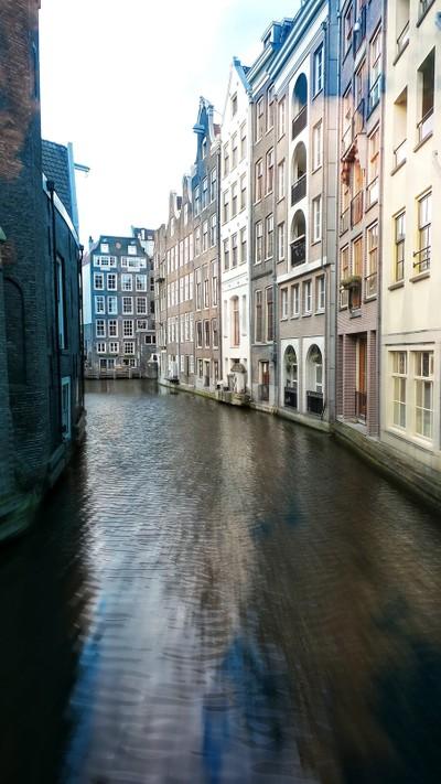 Amsterdam canal  2016