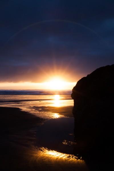 Bandon at Sunset 2 (1 of 1)
