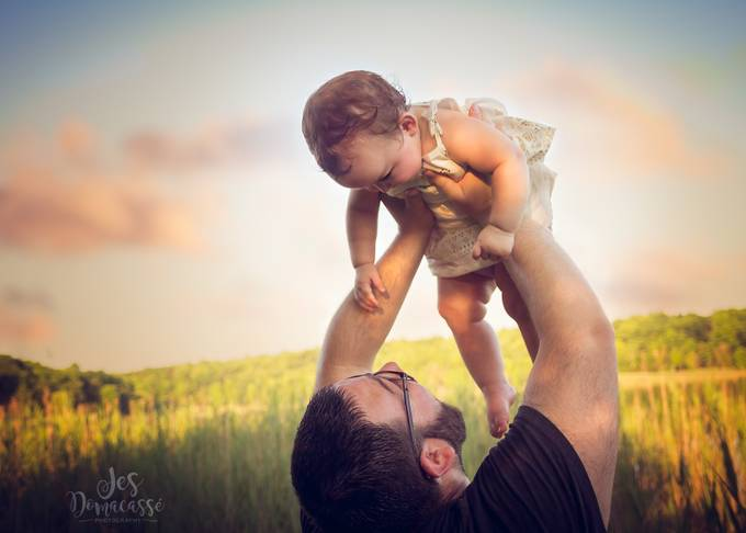 Up,Up & Away by jesdomacasse - We Love Our Dads Photo Contest