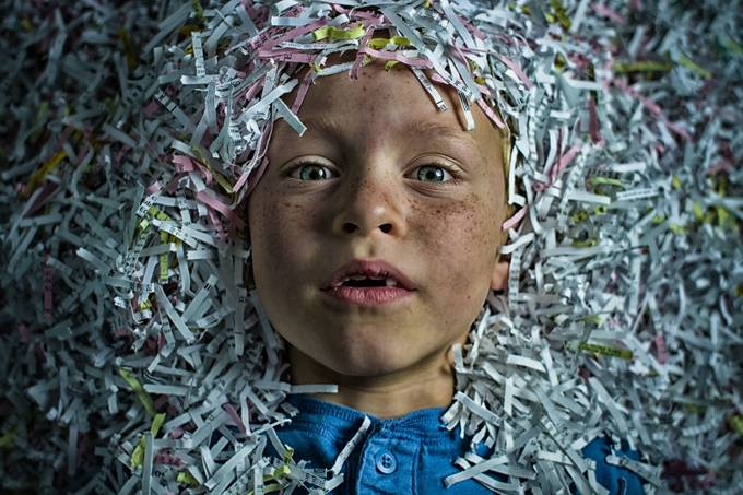 A Boy and His Shreds by rturnbow - Kids With Props Photo Contest