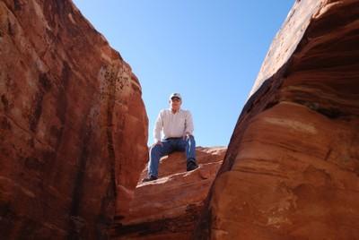 Exploring in Nevada