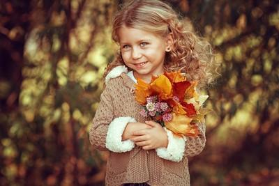 Little Autumn | Liliya Nazarova