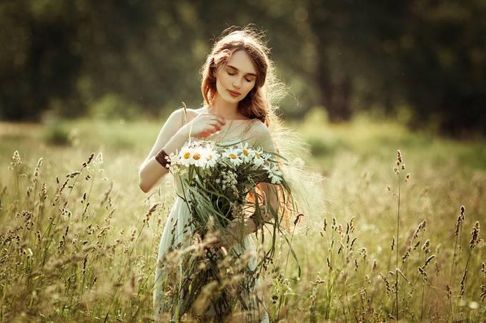 Dasha Spring | Liliya Nazarova by liliyanazarova