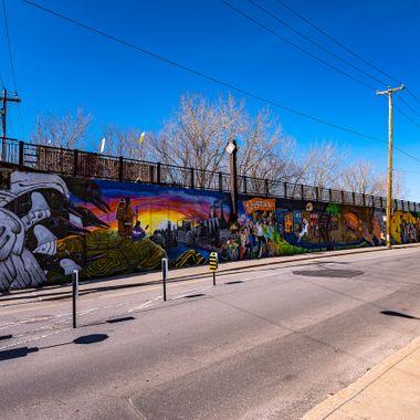 Pointe St-Charles Graffiti