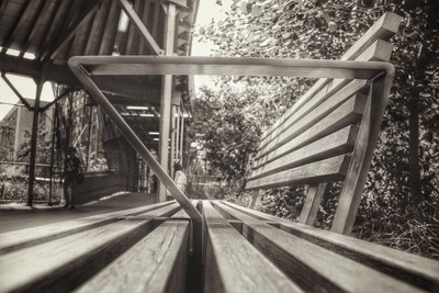 High Line Bench