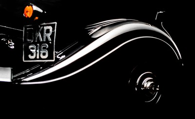 BLACK MAGIC CAR