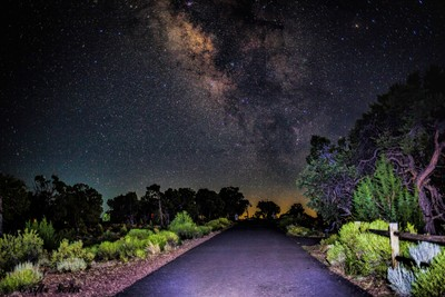 The Way to the Milky Way