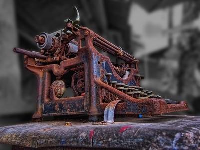 Color typewriter