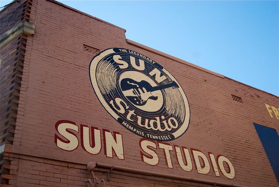 Sun Studio!