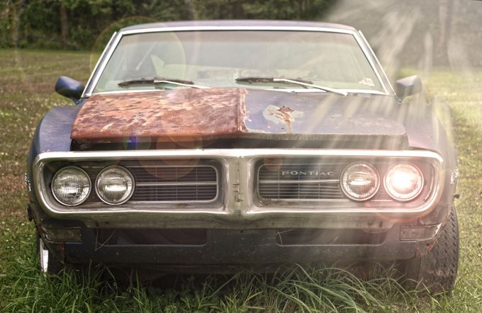 Pontiac by IFD_Photography - Awesome Cars Photo Contest