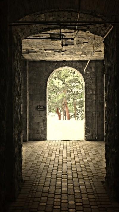 Boldt Doorway